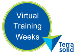 Terrasolid Virtual Training Weeks 2021 logo