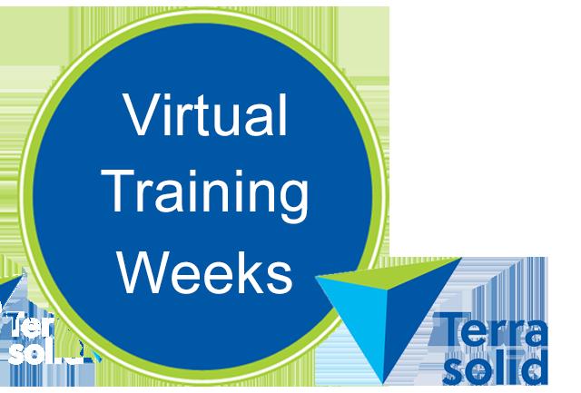 Terrasolid Virtual Training Weeks 2021 logo